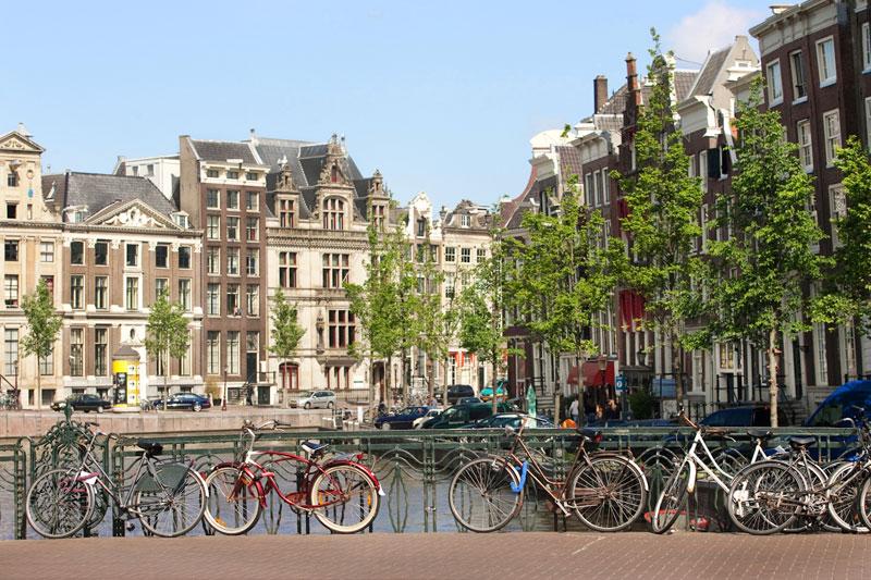 Sébastien Larose photographe à Amsterdam