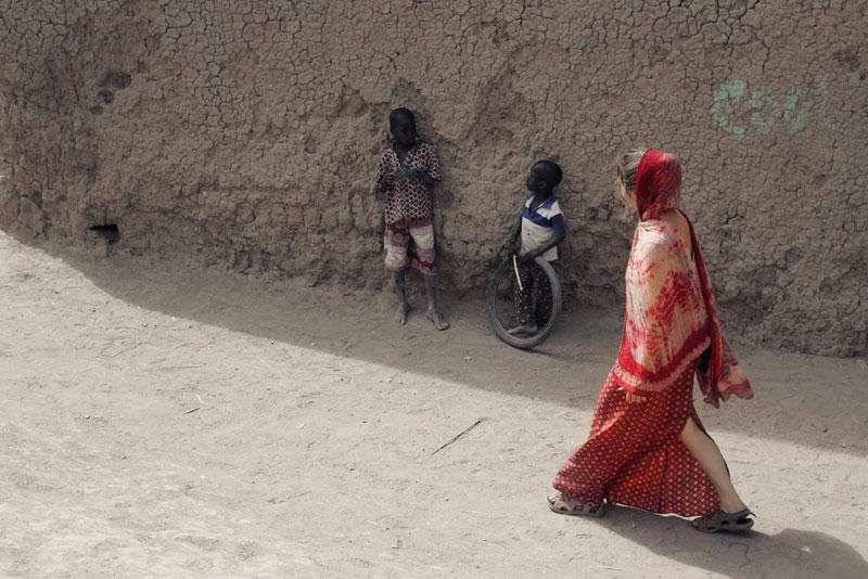Sébastien Larose photographe au Mali