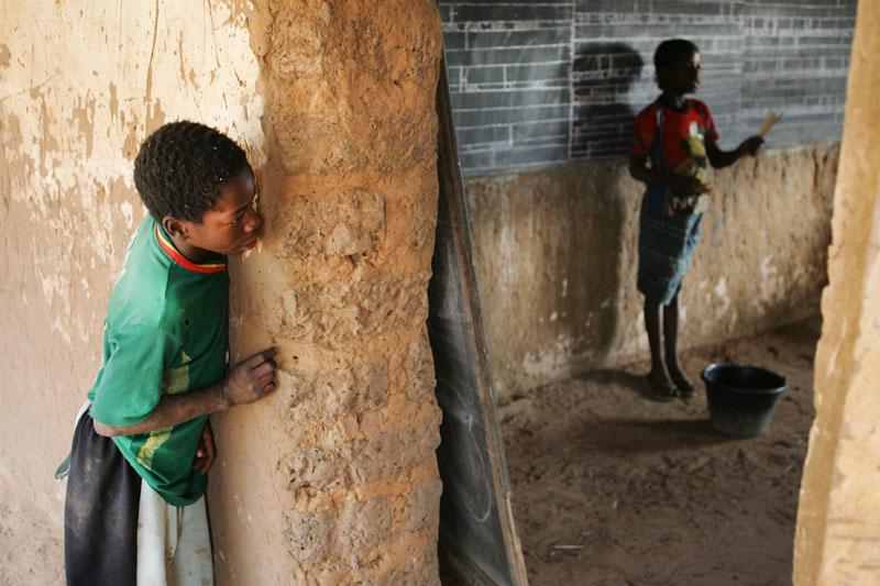 Photographe Sébastien Larose. Ségé, Mali