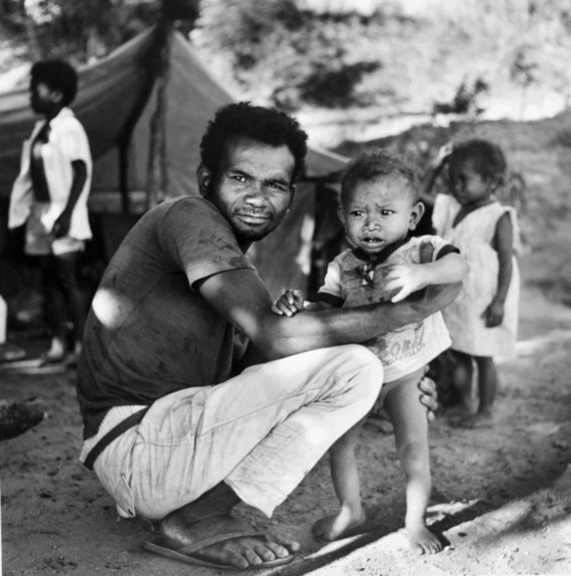 Sébastien Larose photographe aux Philippines