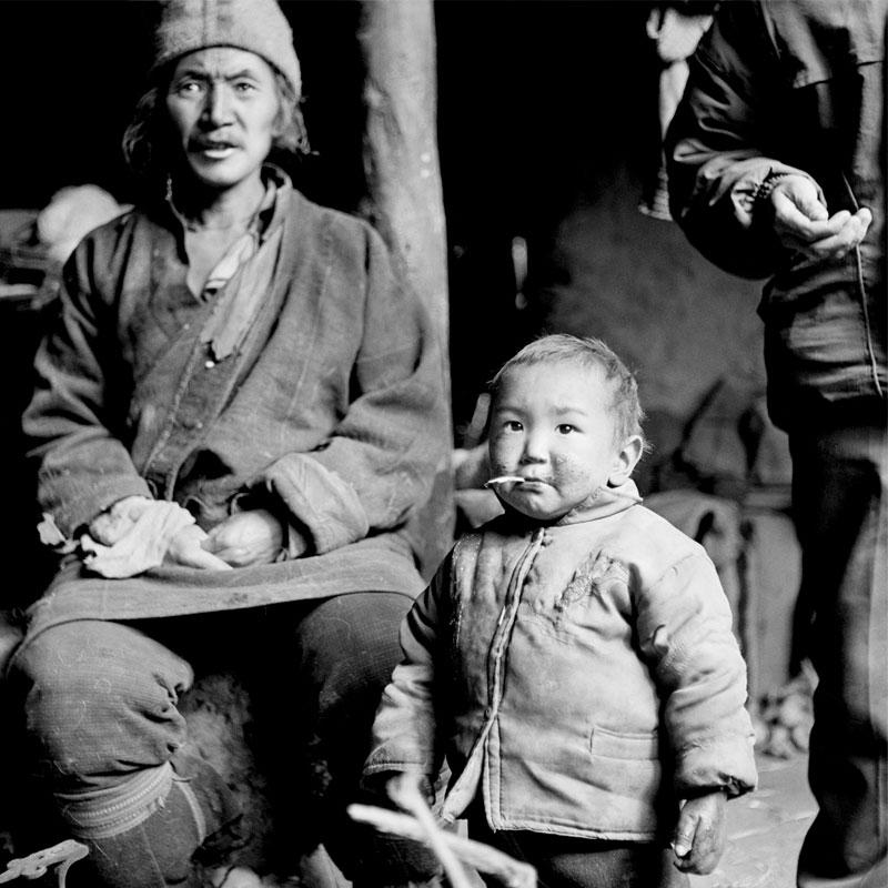 Sébastien Larose photographe au Tibet